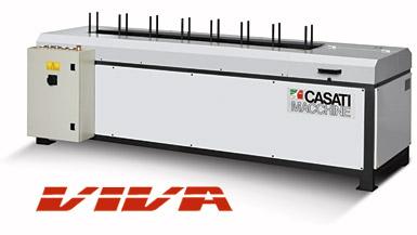 Encolador de paquetes de chapa VIVA