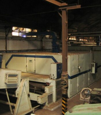 BABCOCK PRESS DRYER INFEED