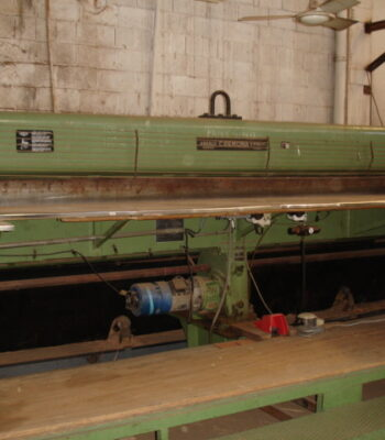 CREMONA SWING GUILLOTINE 4000MM