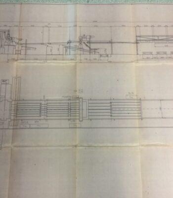 A. Cremona veneer peeling line