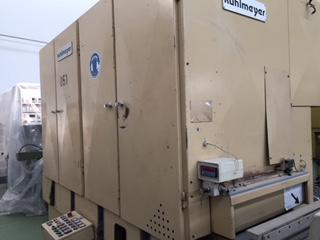KUHLMEYER veneer calibrating machine