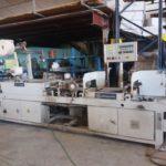 BARBERAN RCN 400-2 fleece backing machine
