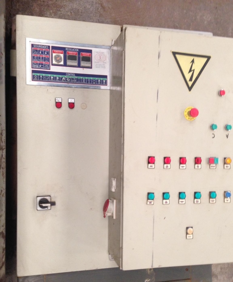 SUGIMAT ELECTRICAL CABINET