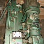 MULTI DAYLIGHT HOT PRESS HYDRAULIC UNIT