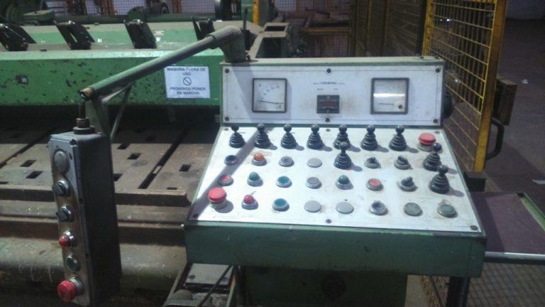 CREMONA TN 4000 CONTROL PANEL