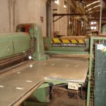 CREMONA CROSS CUT CLIPPER MACHINE 1200MM