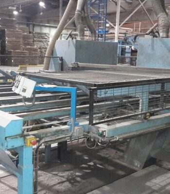 PLYTEC SCARF JOINTING LINE