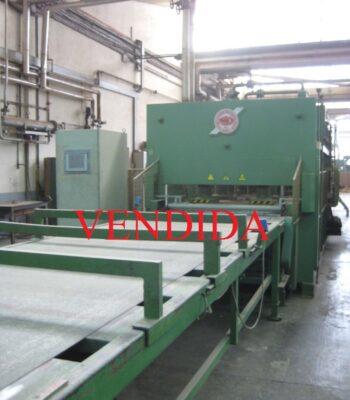 Linea de fabricación de tablero Enchapado/Rechapado