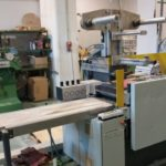 LUDY veneer fleece backing machine