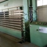 Colombo R. Multi daylight Hot press