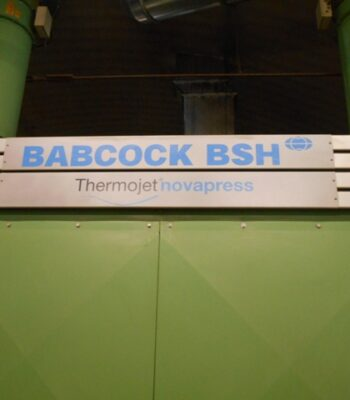BABCOCK BSH Pressdryer