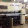 FISHER+RUCKLE FZS 28 Veneer crossfeed splicing machine
