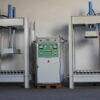 Couple 2 pistons Press + High frequency generator