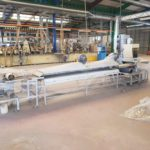 HARDO Hot melt roller precoating line