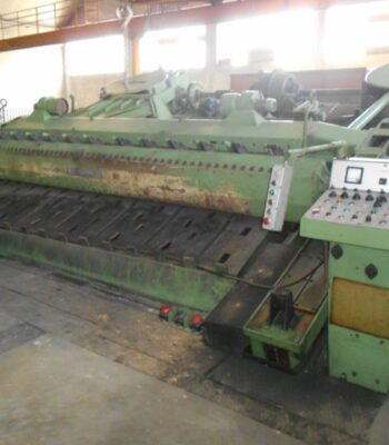 CREMONA TO 4600 Horizontal slicer machine