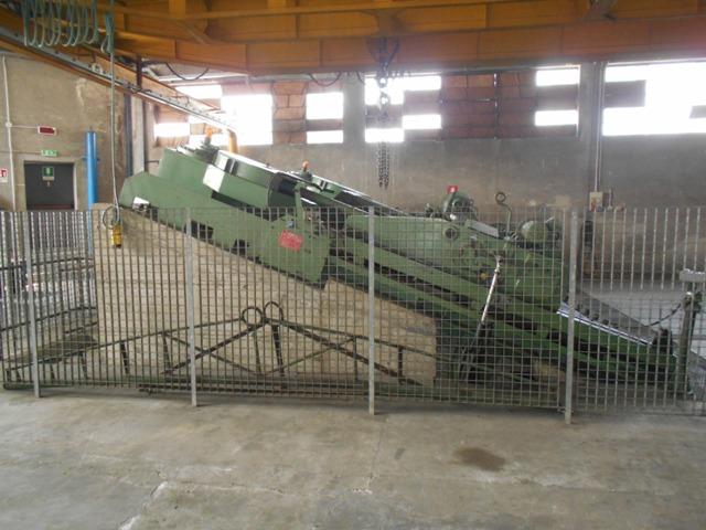 CREMONA TO 4600 Horizontal slicer machine
