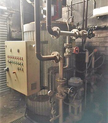 SUGIMAT Gasoil 400.000 Kcal/h = 465kW/h