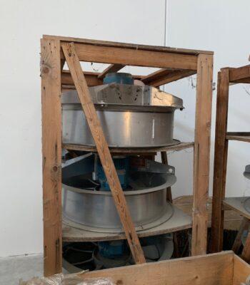 COPCAL wood dryer