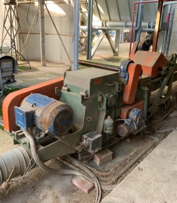 DIANIMPIANTI wood crusher chipper