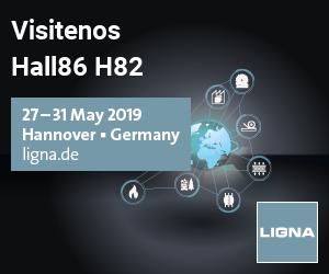 LIGNA 2019, Hannover - Alemania