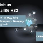 LIGNA 2019, Hannover - Germany