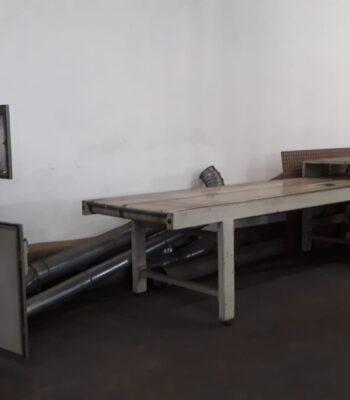 METRODIM veneer pack area measuring machine