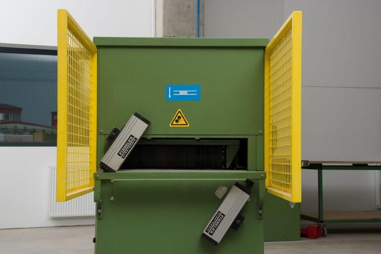 KUPER FFM Fanning machine