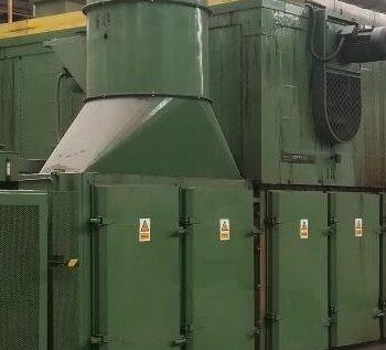 ANGELO CREMONA veneer sheets roller dryer