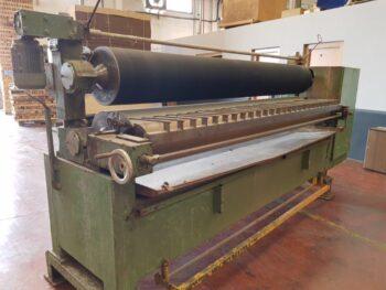 Glue spreader machine 2700mm TALLERES MARCH