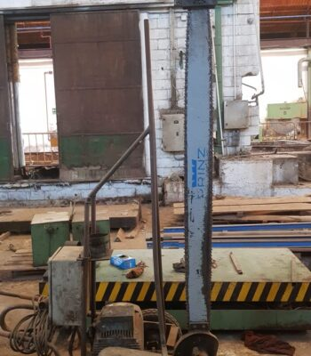 PRINZE mobile Croos-cut saw for wood or paper