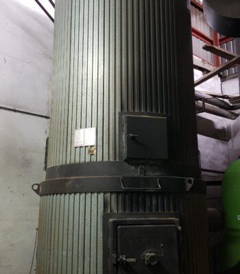 SUGIMAT biomass boiler