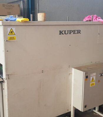 KUPER FFM Fanning machine for veneer packs