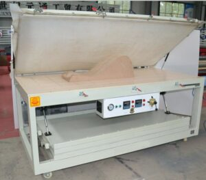 Prensa DUPLEX prensa membrana + platos calentadores