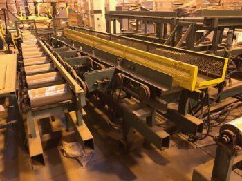 merry go round conveyor